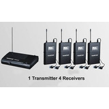 Takstar Wpm 200 In-ear Monitor Inalámbrico Estéreo Sistema 1