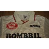 Camisa Do São Paulo adidas Infantil Antiga Anos 1990 Rara-01