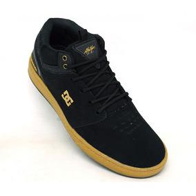 Tênis Masculino Dc Shoes Signature Botinha Camurça Promoção c201a12a130b3