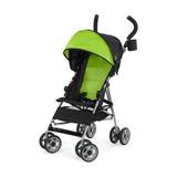 Kolcraft Coche Para Bebes Tipo Paraguas Color Negro/verde