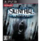 Aguacero Silent Hill