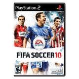 Videojuego Fifa Soccer 10 - Playstation 2 Playstation 2