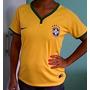 Camisa Seleção Brasileira Feminina Pronta Entrega