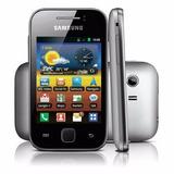 Celular Samsung Galaxy Y Gt-s5360b Desbloqueado Vitrine Orig