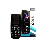 Celular Panasonic 2 Chip Preto - Original
