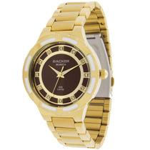 Relógio Feminino Backer Munich Dourado.promoção!