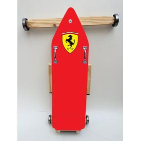 Carrinho De Rolimã Original !! Ficar Ferrari