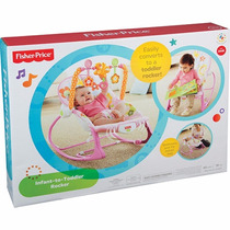 Cadeira De Descanso Fisher Price Rosa Y4544