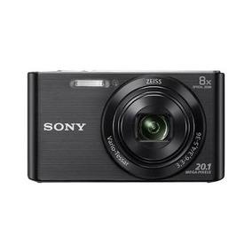 Câmera Fotográfica Digital Sony Cybershot Dsc W830 + Case Hd