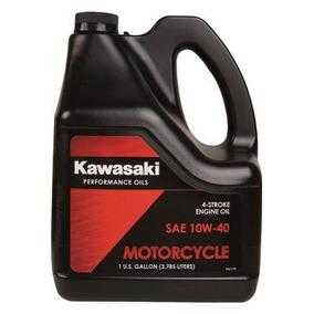 Aceite De Motor De Motocicleta Kawasaki De 4 Tiempos 10w40