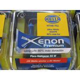 Focos Xenón Premium Hella H7 4000k 50% Más Luz