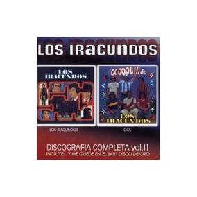 Iracundos Los Discografia Completa Vol 11 Cd Nuevo