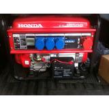 Honda Et12500 Monofasico Y Trifasico 11,5 Kva Japan