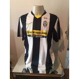 Camisa Oficial Juventus / Italia - Tamanho G - Listrada Sn