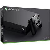 Xbox One X 4k Hdr 1tb Stock Belgrano Garantia