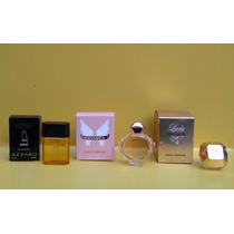 Kit Miniaturas De Perfumes Importados Original..