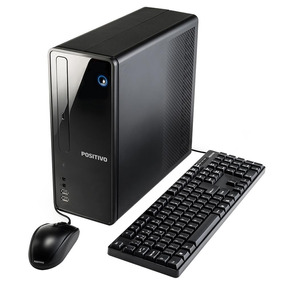 Computador Stilo Inteldual Core, 4gb Ram, Hd 500gb, Positivo