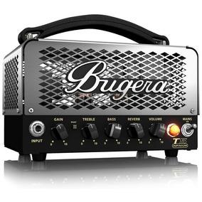 Bugera T5 Infinium . Cabeçote Head De Guitarra Valvulado 5w