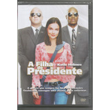 Dvd A Filha Do Presidente Katie Holmes Original + Brinde