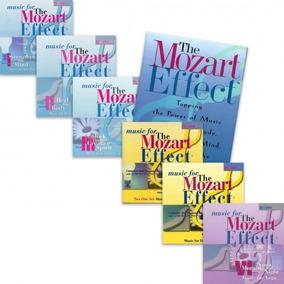 Coleccion Efecto Mozart Musica Para Bebe Inteligente
