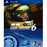 Gran Turismo 6 Audio Latino Ps3 Juegos Digitales