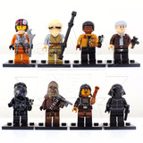 Star Wars - Darth Vader, Yoda, Kylo Ren, Rey - Escolha O Kit