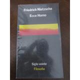 Ecce Homo Friedrich Nietzsche Usado San Miguel