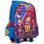Mochila Carrito Barcelona Messi Primaria Original Armonyshop