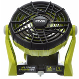 Ryobi Ventilador Portatil A Bateria 18v P3320 Nuevo Hibrido