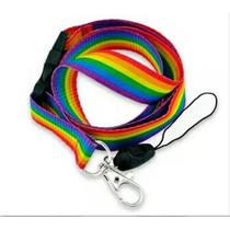 Cinta Collar Portallaves Gafetes Orgullo Gay Lgtb Lesbiana