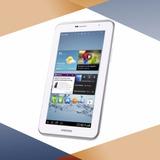 Tablet Samsung P3100 Tab2   Blanca   3g   7 Pulgadas