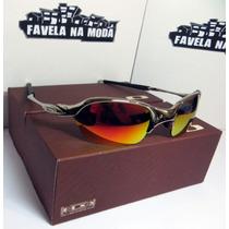 Óculos Oakley Romeo 2 +caixa+saquinho+par De Lentes+brinde