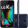 Lg K10 Dual Chip 16gb 4g Desbloqueado K430dsf Nacional Nf