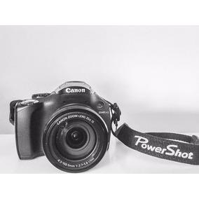 Câmera Canon Powershot Sx40 Hs + Bolsa + C. Memória-grátis