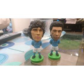 Diego Maradona Careca Napoli Italia Boca Argentina Brasil