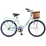 Bicicleta Rodado 26 Gribom Paseo Dama Oasis Urbana