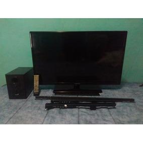 Tv Televisor Led Samsung Serie 4 32 Usado