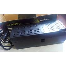 Regulador De Voltaje Pandora Power 600w