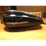 Tanque Nafta Harley Davidson Sportster Custom 62732-04bhy