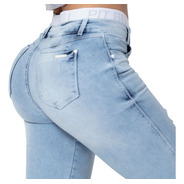 Calça Pit Bull Jeans Pit Bull Feminina Modela Bumbum Oferta
