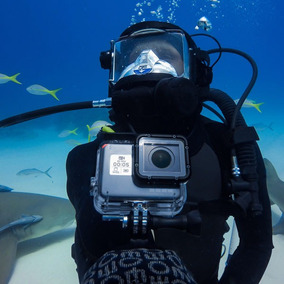 Carcasa Sumergible Buceo Gopro Hero 5.