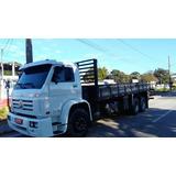 Vw 23220 Truck, Carroceria Madeira, 2002! 1620/24250