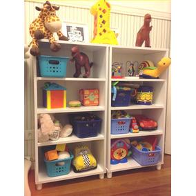 Caixa Organizador Prateleiras Brinquedos Promoção+f.grátis*