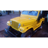 Jeep Ika 4x2 4x4 Carroceria Fibra Titular