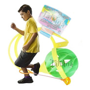 Skip Ball Juguete Skipit De Tobillo Para Saltar Niños Cardio