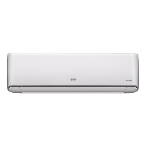 Aire acondicionado BGH Silent Air split inverter frío/calor 5461 frigorías blanco 220V BSIH55CP