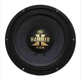 Alto Falante Woofer Eros 15 Hammer 4.0k 15 Pol 2.000w Rms