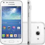 Samsung Galaxy Core Plus G3502 Branco Dual Chip 5mp I Novo