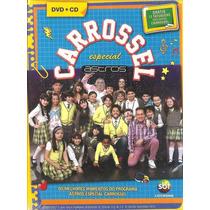 Dvd+cd Carrossel Especial Astros Melhores Momentos Com Maisa