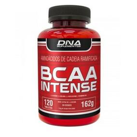Bcaa Intense Dna 120 Tabletes - 30 Doses De 3,3gr De Bcaa